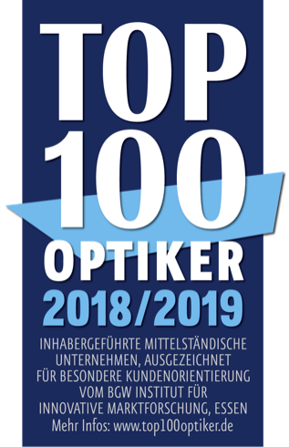 Top 100 Optiker 2018/2019